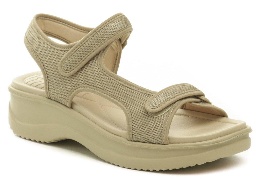 438ec08a04a2 Azaleia 320-323 béžové dámské sandály