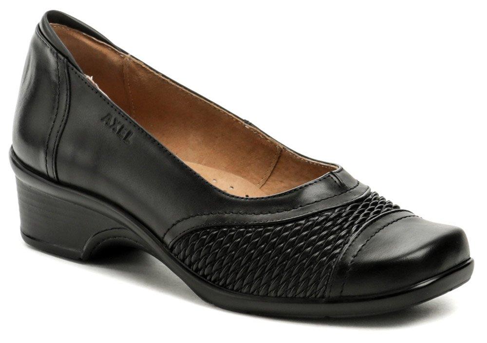 c13ec0cbe308 Axel AXCW045 černá dámská zdravotní obuv