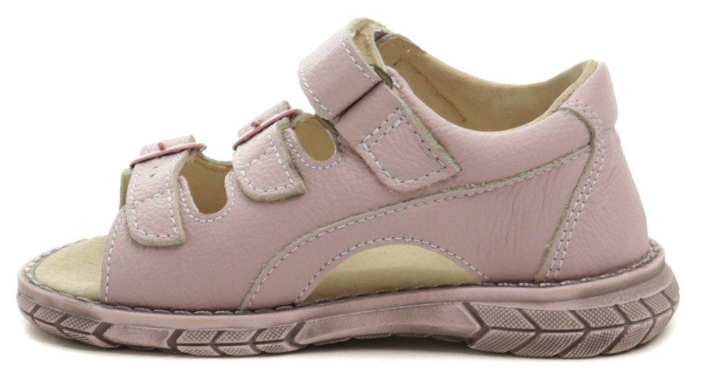 43cd153e4 Pegres 1200 růžové dětské sandálky | ARNO.cz
