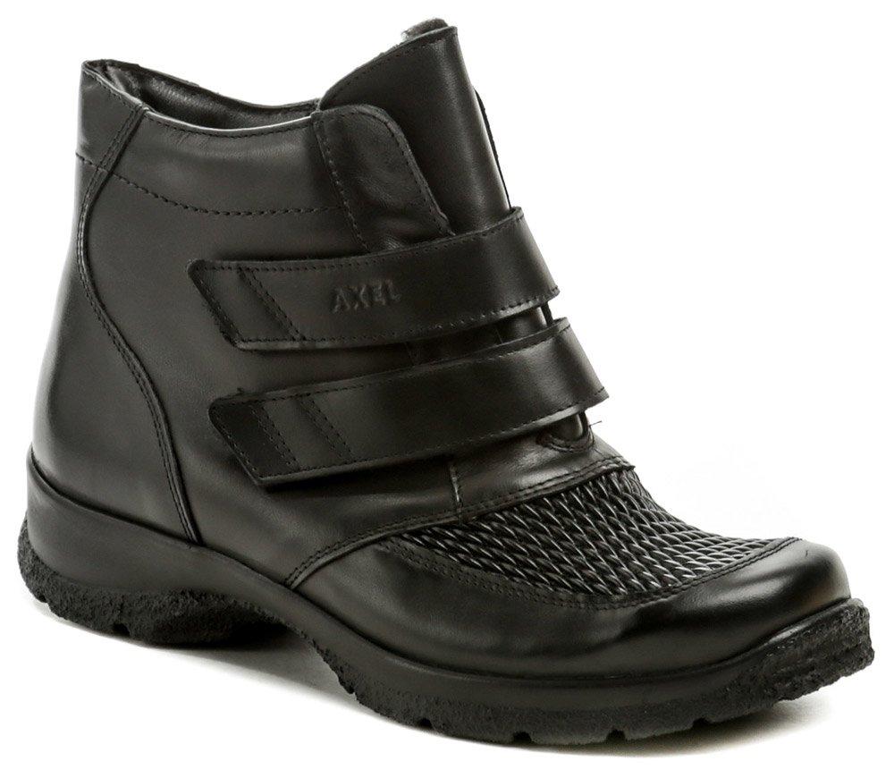 Axel AXBW070 černé dámské zimní boty šíře H EUR 40