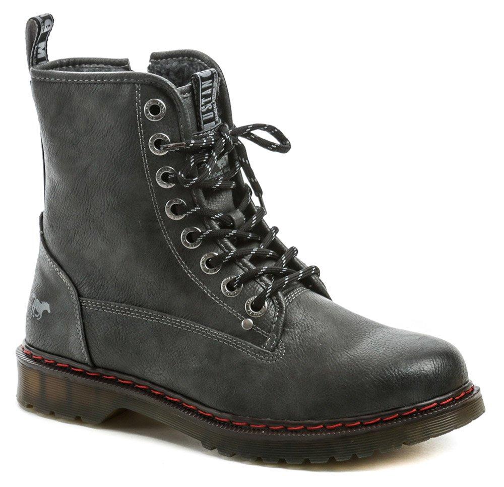 Mustang 4145-601-259 grafit pánské zimní boty EUR 43
