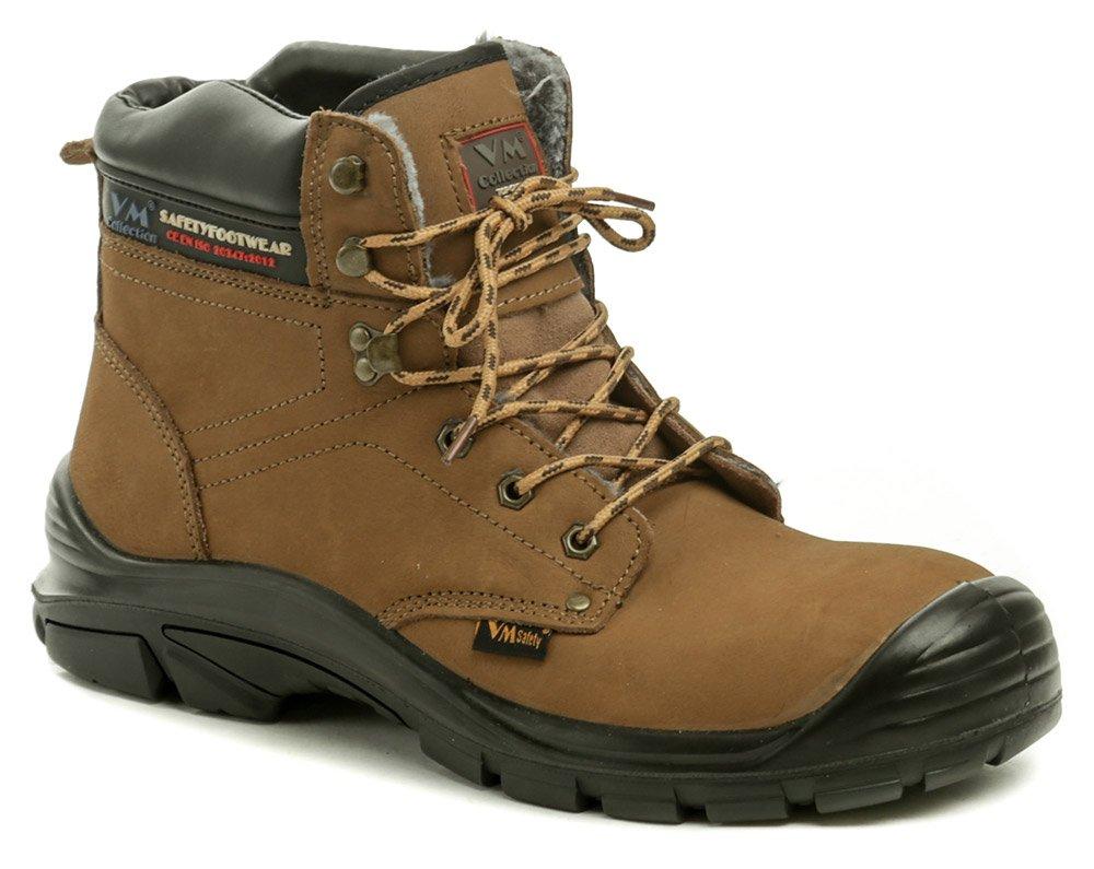 VM Vaduz 2770 01W pánská nadměrná zimní obuv EUR 47