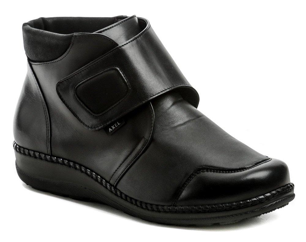 Axel AX1726 černé dámské zimní boty šíře H EUR 37