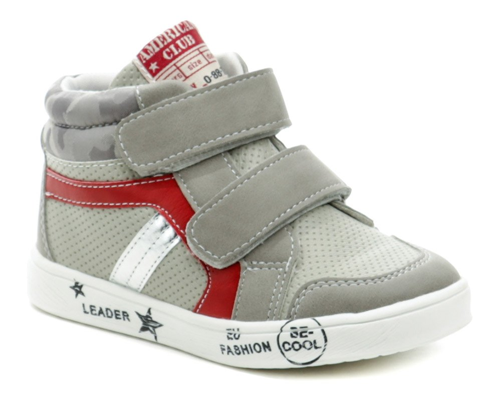 American Club GC14-21 šedé dětské boty EUR 25