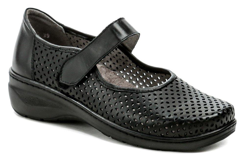 Axel AXCW151 černé dámská obuv šíře H EUR 39