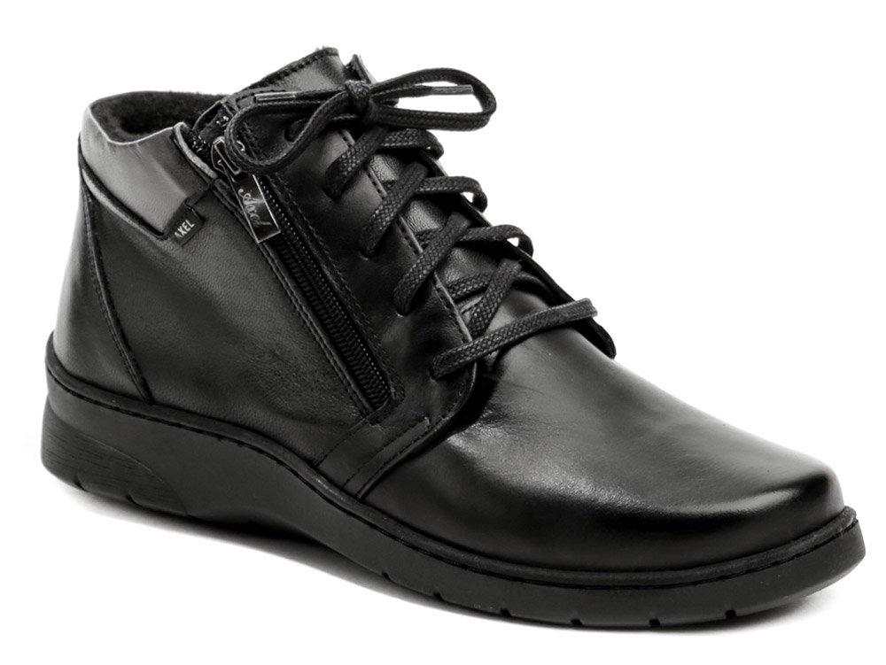 Axel AXCW163 černé dámské boty šíře H EUR 37