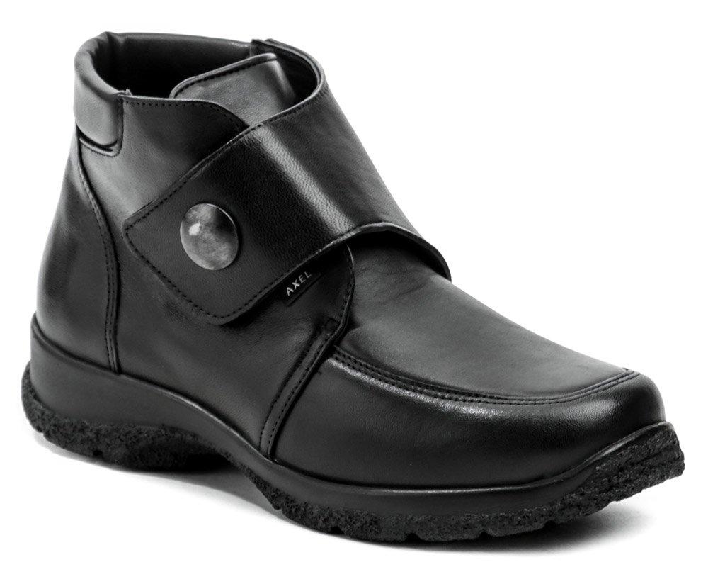 Axel AXCW165 černé dámské boty šíře H EUR 39